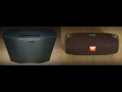PEACHTREE AUDIO Deepblue 2 vs JBL Xtreme