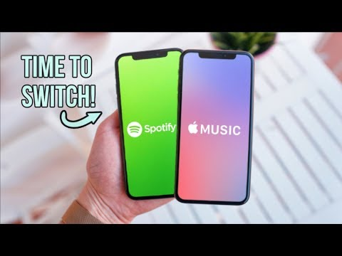 Apple Music & Spotify: How to transfer your playlists! (2019) Mp3