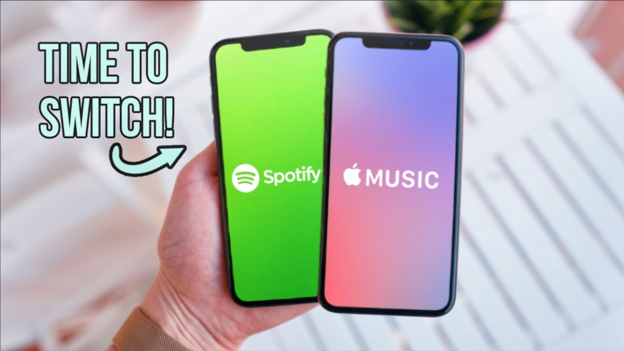 Apple Music & Spotify: How to transfer your playlists! (2019)