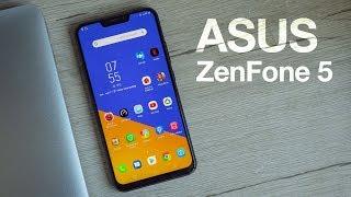 Asus ZenFone 5  : ce n'est pas celui que vous croyez !