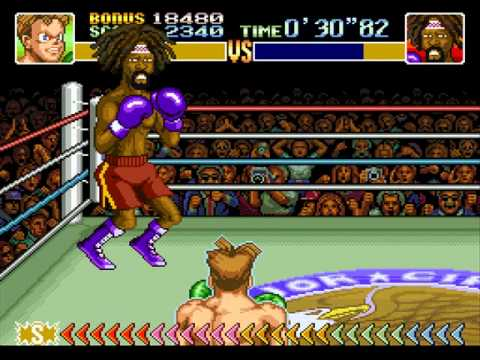 The 8 Most Ethnically Stereotypical Punch Out Characters