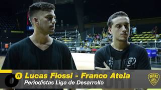 Periodistas LDD Obras vs Quilmes (31-01-2019)