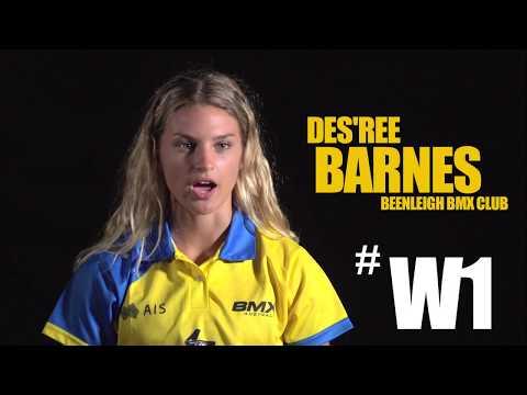 BMX Australia Rider Profile: Des