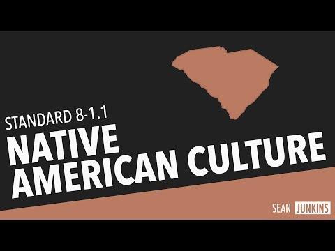 Native American Culture (8-1.1)
