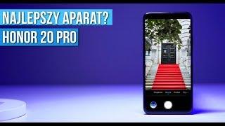 Honor 20 Pro - Recenzja - WYZWANIE dla  P30 PRO? / Mobileo PL