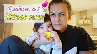 Liya isst Zitrone 😝| FOOD Haul und was ich damit koche | Familien Alltag | Filiz