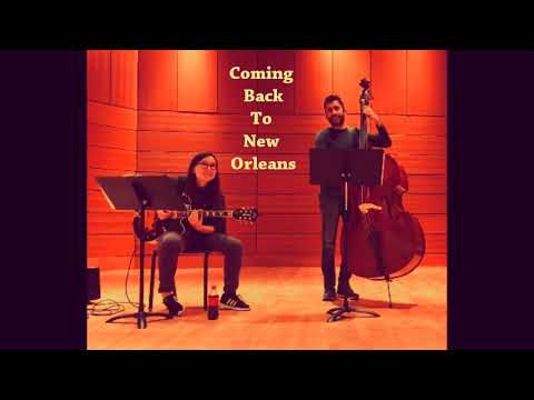 """Coming Back To New Orleans"" by Alicia Marie (Solo Version)"
