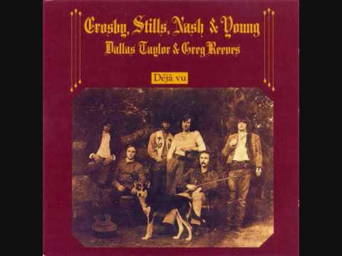 Crosby Stills Nash & Young - Woodstock