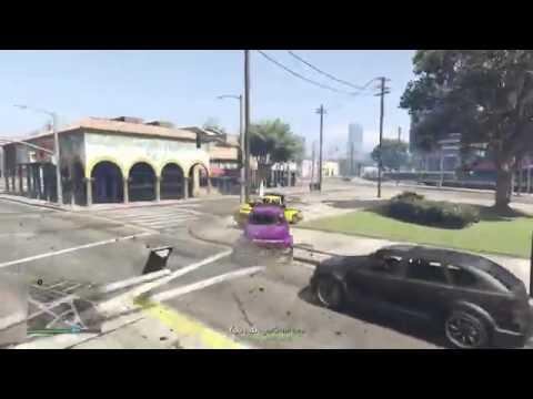 GTA 5 Next Gen Funny Moments Ep  56 Stun...