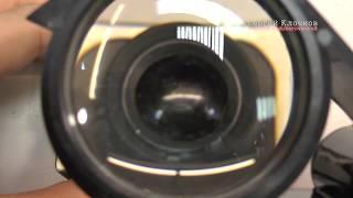 Царапина на линзе GoPro - шлифовка фокусировка