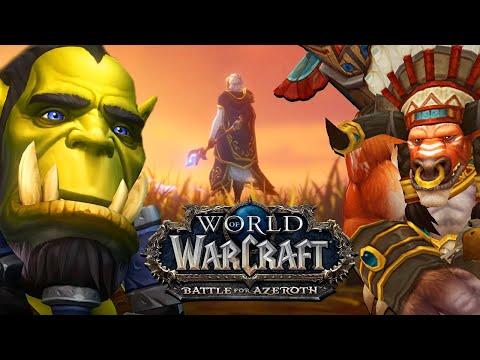 СПАСЕНИЕ БЕЙНА —  Полная История / World of Warcraft
