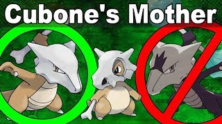 Cubone's Mother FINALLY SOLVED [Alola Marowak and Lavender Town Theory] | @GatorEXP #SPOOKTOBER