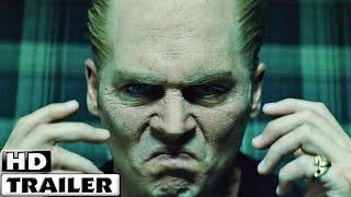 PACTO CRIMINAL Tráiler Oficial #2 (Johnny Depp) Español