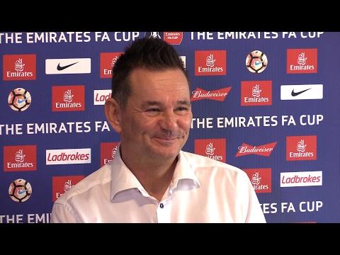 Paul Doswell Full Pre-Match Press Conference - Sutton United v Arsenal - FA Cup
