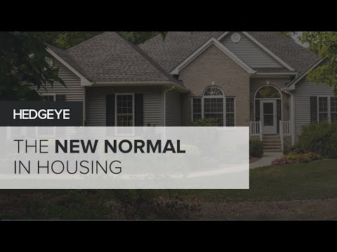 """Demographer Neil Howe On The """"New Normal"""" In Housing"""