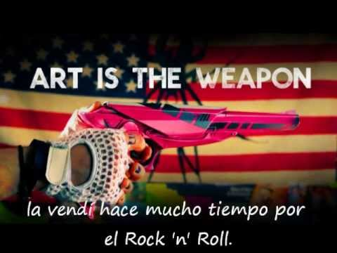 My Chemical Romance - Party Poison (Death Before Disco) - Subtitulada Al Español.