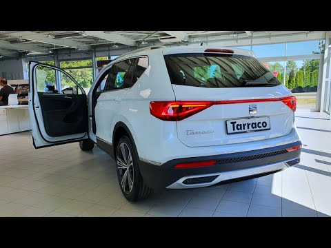 Seat Tarraco Xcellence 2020 New Review Interior Exterior