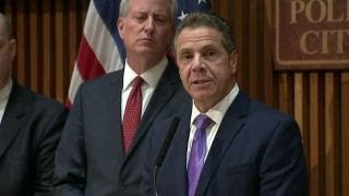 New York Gov. Cuomo proposes tax hikes