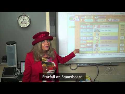 Starfall: Developing Letter Sounds with an Engaging Website (Virtual Tour)