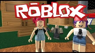 Roblox! | Escape The EVIL CAMP! With NettyPlays! | Amy Lee33