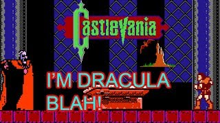 Castlevania - Dracula can go suck it!
