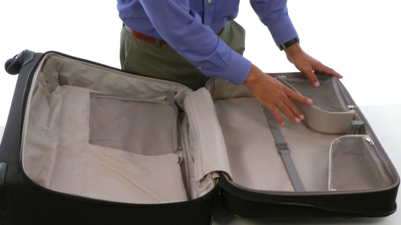 Samsonite Silhouette Sphere Spinner Garment Bag SKU  8196431 - YouTube 3c50ed96d177f