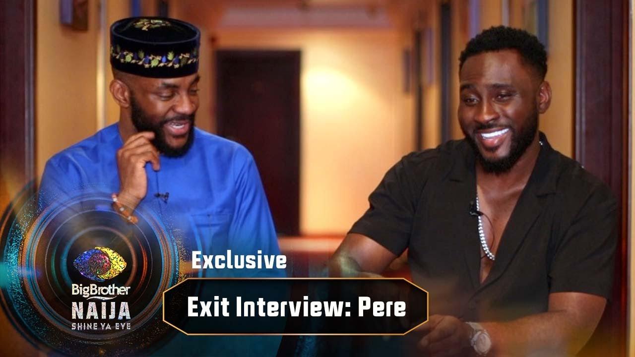Download BBNaija Gist: General Pere bares it all – BBNaija   Big Brother: Shine ya Eye   Africa Magic
