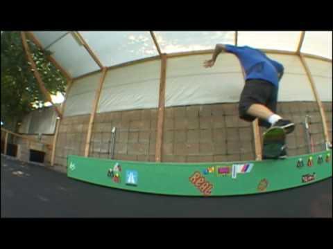 Trampoline Skateboarding Fun Youtube
