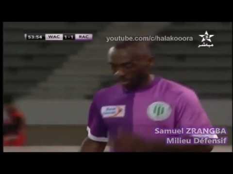 Samuel ZRANGBA - Milieu Défensif