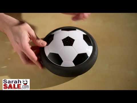Air Power Soccer LED Football Disc