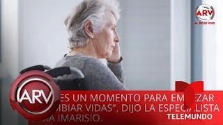 Test de sangre podría detectar Alzheimer hasta 20 años antes que suceda | Al Rojo Vivo | Telemundo