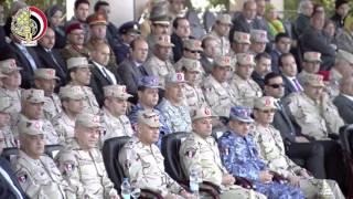 بالفيديو.. وزير الدفاع: مصر تعيش ميلادًا جديدًا لدولة حديثة السيادة فيها للشعب
