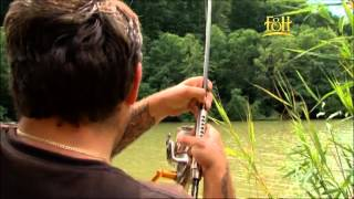 Kender bombákkal amurok ellen - Zalacsányi horgásztó