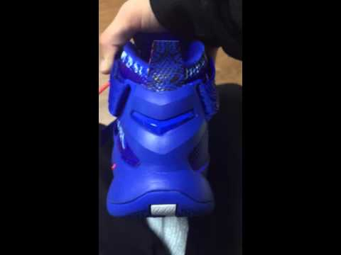 Nike Zoom Soldier 9 Freegums Review