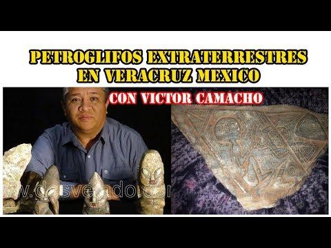 #EN VIVO Victor Camacho PETROGLIFOS EXTRATERRESTRES EN VERACRUZ ARQUEOLOGÍA PROHIBIDA TEMA OVNI