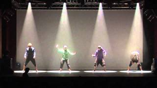 Prepix Crew:: Freestyle Performance (Hip Hop New Style) :: URBAN DANCE SHOWCASE