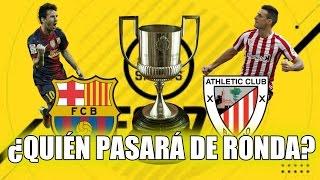FC BARCELONA VS ATHLETIC DE BILBAO I COPA DEL REY I FIFA 17