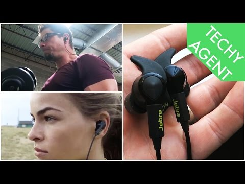 Jabra Sport Pulse Special Edition Wireless Bluetooth Headphones - REVIEW