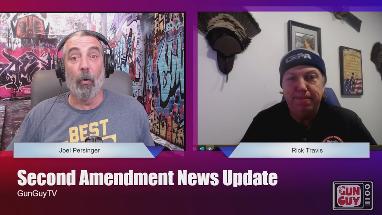 Rick Travis of CRPA - Updates us on California CCWs, Ammo, and more!