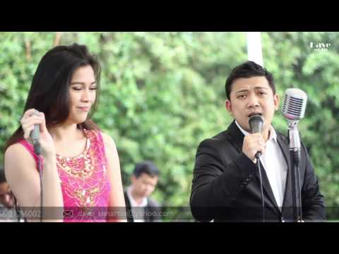 Lea Salonga & Brad Kane - We Could Be In Love (Cover) Live @ Maxis Resto Bandung | Dave Music Ent.