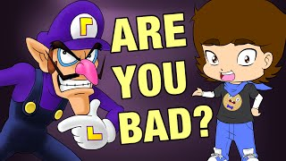 Is Waluigi REALLY A Villain? (The Life Story Of Waluigi) - ConnerTheWaffle
