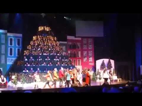 Singing Christmas Tree Youtube Sacramento 2020 Christmas   Capital Christian Center 2017   YouTube