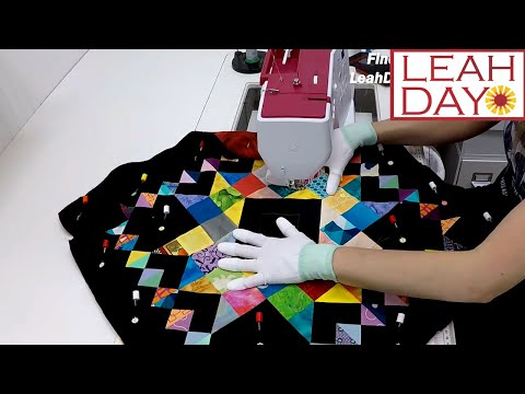 Tips for Stitching in the Ditch and Walking Foot Quilting