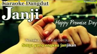 Karaoke Dangdut   Janji Mp3