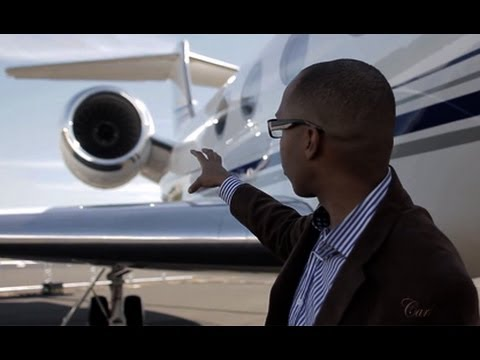 Gulfstream G550 demo part 1