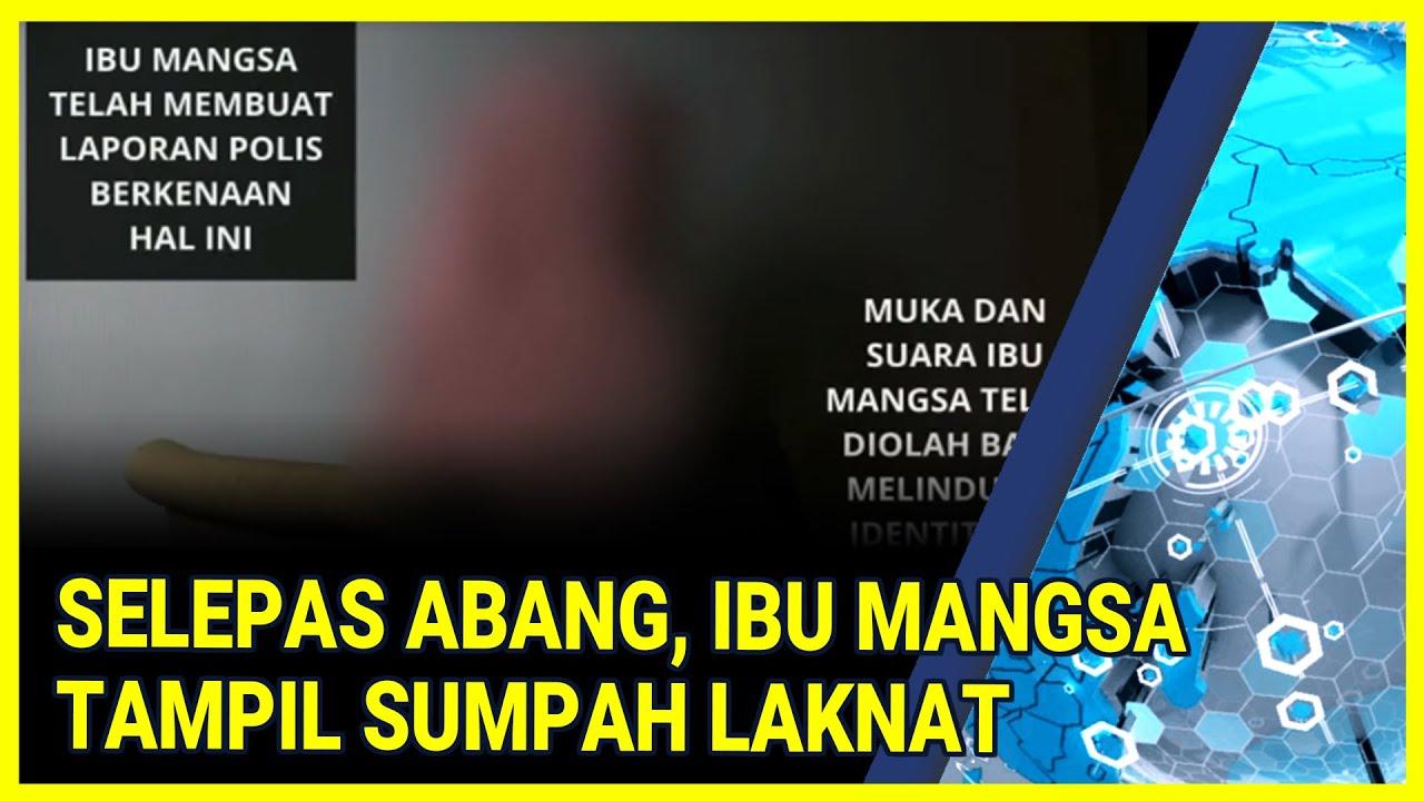 SELEPAS ABANG, IBU TAMPIL SUMPAH LAKNAT   PERTIWI MUTAKHIR 25 SEPTEMBER 2021