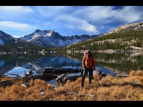 Backpacking Idaho's Sawtooth Wilderness:  A 5 Day Alice, Toxaway, Imogene Lakes Loop
