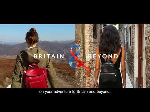 British Airways - Take Off to Britain & Beyond