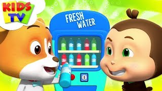 vending Machine |  Loco Nuts  | Cartoons Videos For Children | Kids Shows