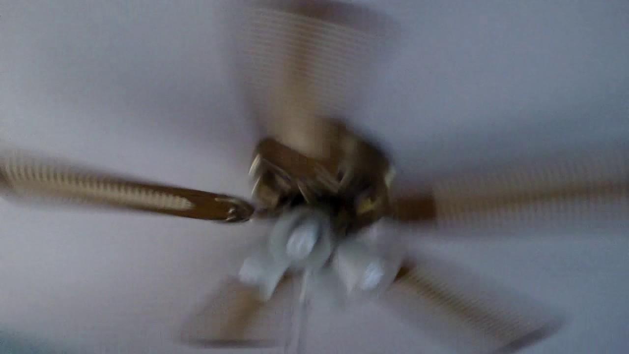 52 King Of Fans Helmsman Cane Ceiling Fan